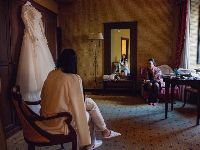 Il matrimonio di Walter e Alessandra a Altomonte, Cosenza 3
