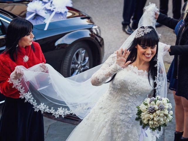 Il matrimonio di Walter e Alessandra a Altomonte, Cosenza 10