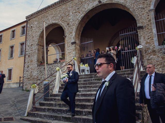 Il matrimonio di Walter e Alessandra a Altomonte, Cosenza 11