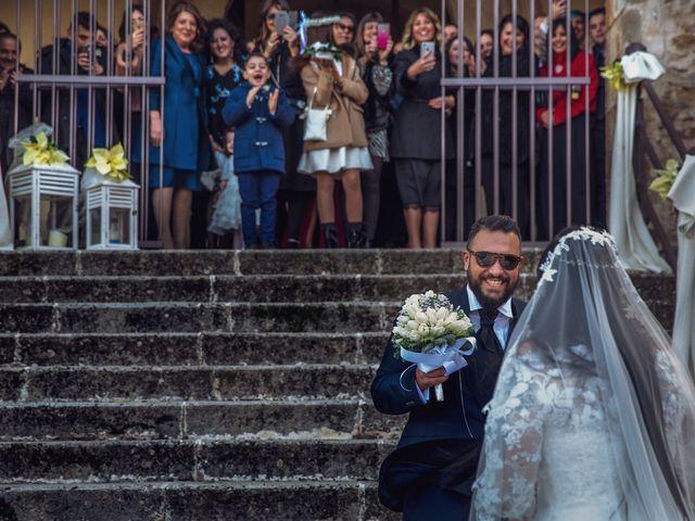 Il matrimonio di Walter e Alessandra a Altomonte, Cosenza 12