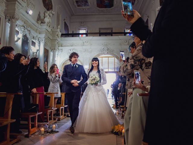 Il matrimonio di Walter e Alessandra a Altomonte, Cosenza 14