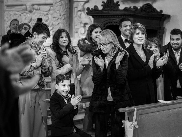 Il matrimonio di Walter e Alessandra a Altomonte, Cosenza 17
