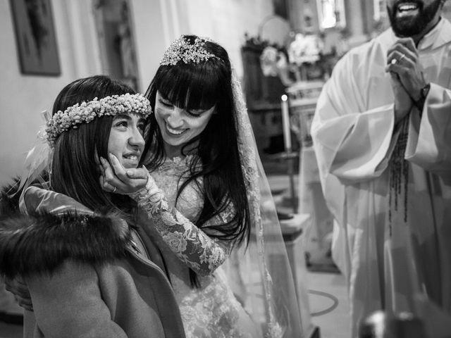 Il matrimonio di Walter e Alessandra a Altomonte, Cosenza 18