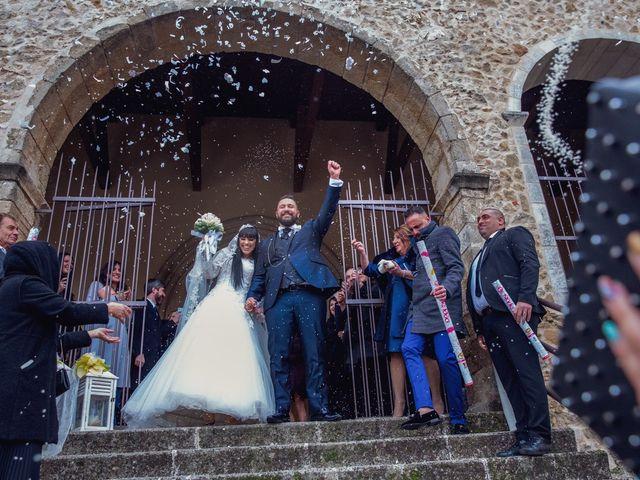 Il matrimonio di Walter e Alessandra a Altomonte, Cosenza 19