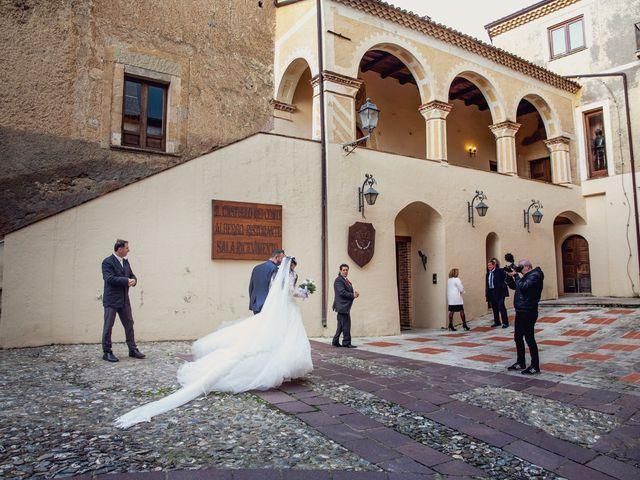 Il matrimonio di Walter e Alessandra a Altomonte, Cosenza 21