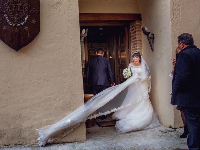 Il matrimonio di Walter e Alessandra a Altomonte, Cosenza 22