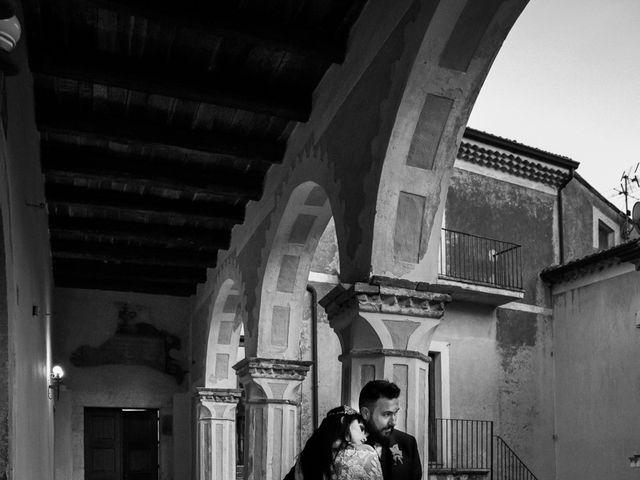 Il matrimonio di Walter e Alessandra a Altomonte, Cosenza 23