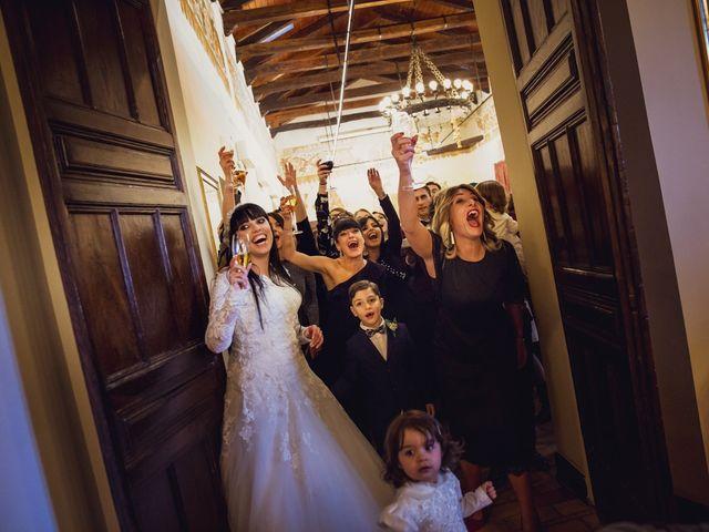 Il matrimonio di Walter e Alessandra a Altomonte, Cosenza 25