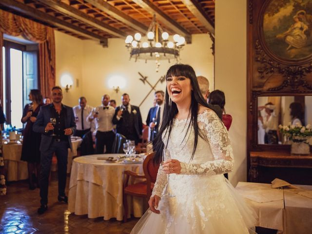 Il matrimonio di Walter e Alessandra a Altomonte, Cosenza 26