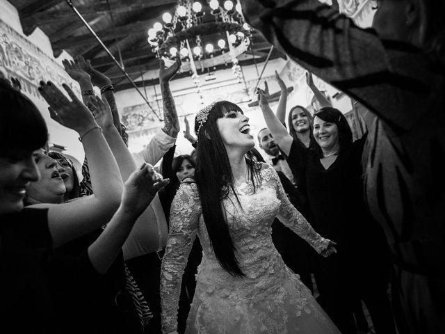 Il matrimonio di Walter e Alessandra a Altomonte, Cosenza 1