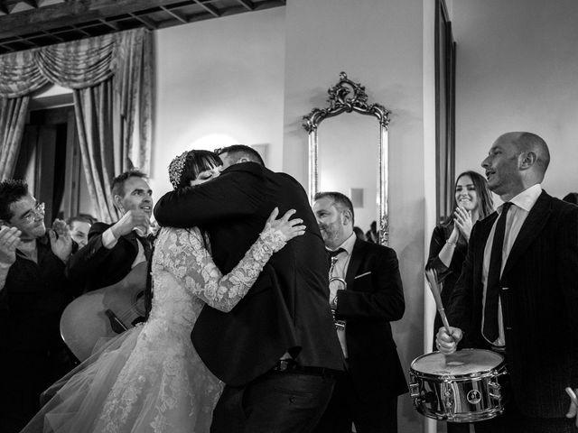 Il matrimonio di Walter e Alessandra a Altomonte, Cosenza 27
