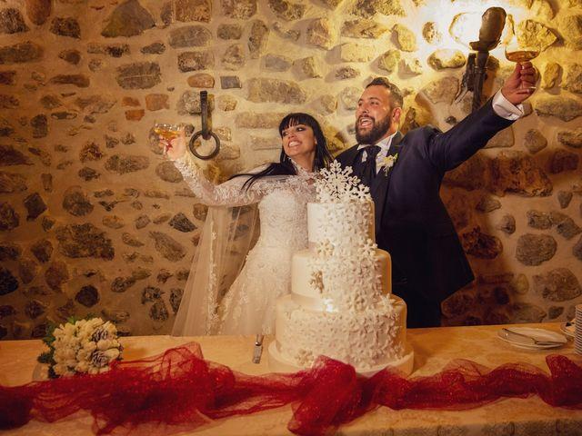 Il matrimonio di Walter e Alessandra a Altomonte, Cosenza 29