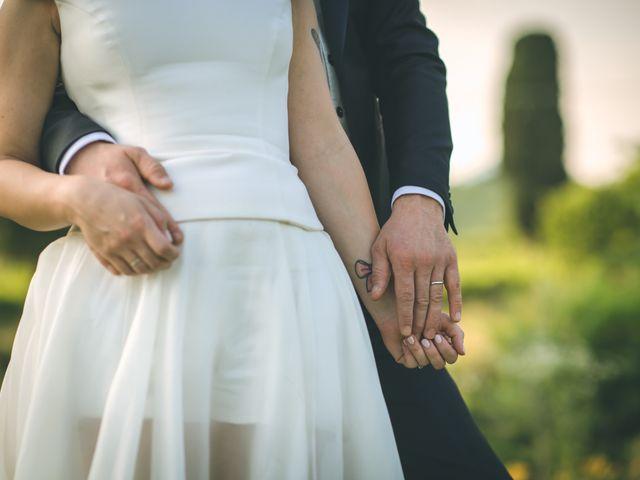 Il matrimonio di Mirko e Patrizia a Scanzorosciate, Bergamo 23