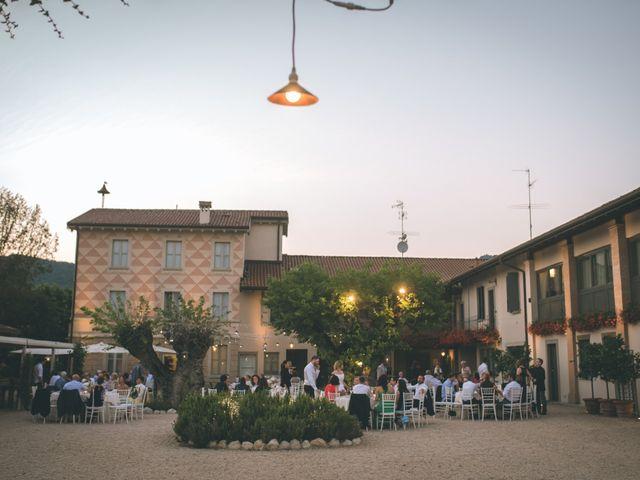 Il matrimonio di Mirko e Patrizia a Scanzorosciate, Bergamo 32