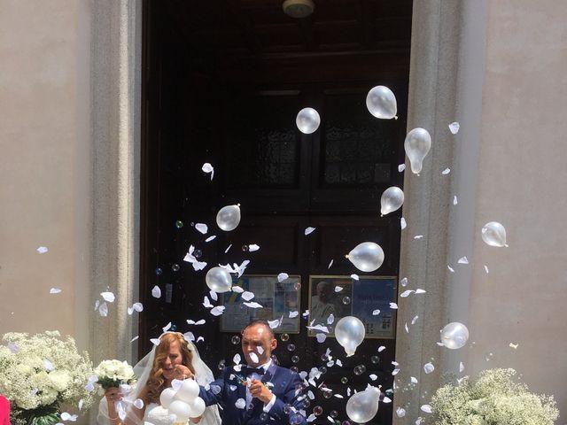 Il matrimonio di Gaia e Marco a Novate Milanese, Milano 2