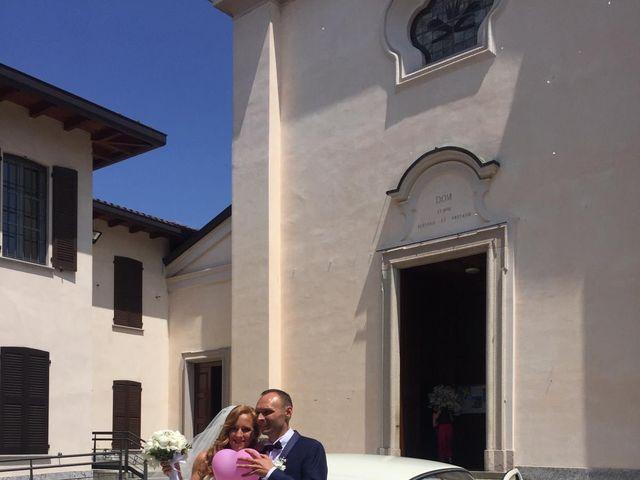 Il matrimonio di Gaia e Marco a Novate Milanese, Milano 4