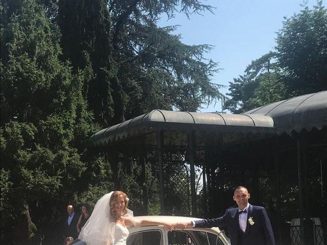 Il matrimonio di Gaia e Marco a Novate Milanese, Milano 5
