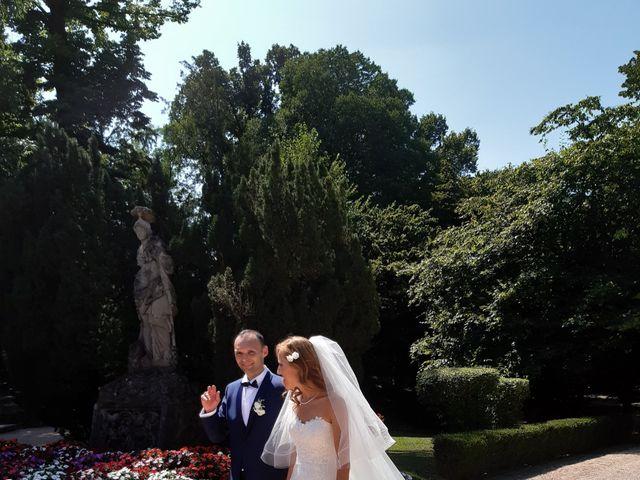 Il matrimonio di Gaia e Marco a Novate Milanese, Milano 11