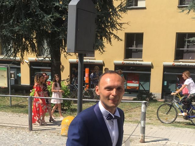 Il matrimonio di Gaia e Marco a Novate Milanese, Milano 13