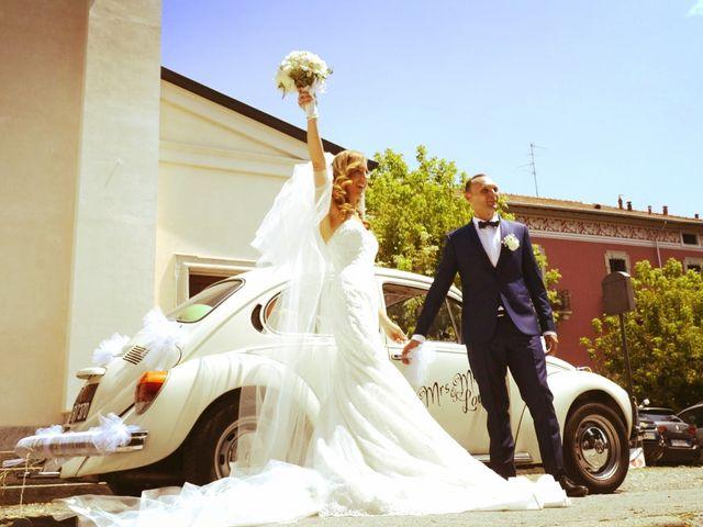 Il matrimonio di Gaia e Marco a Novate Milanese, Milano 1