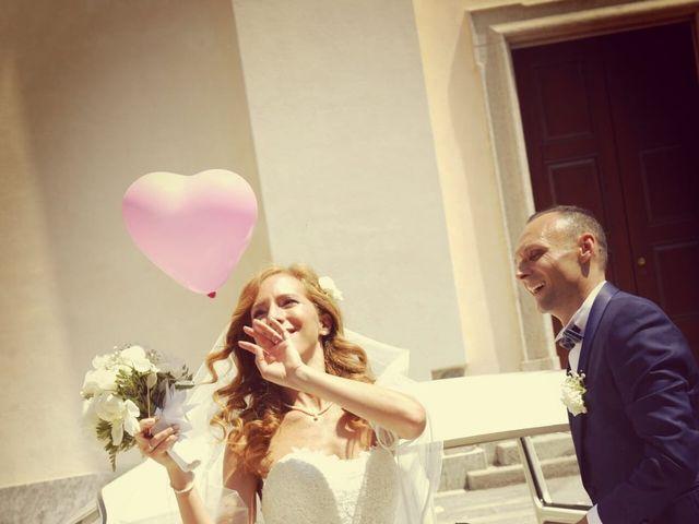 Il matrimonio di Gaia e Marco a Novate Milanese, Milano 17