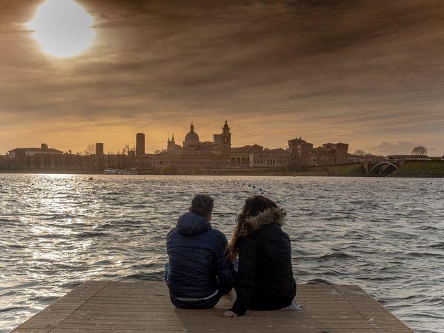 Il matrimonio di Cristian e Giada a Bagnolo San Vito, Mantova 1