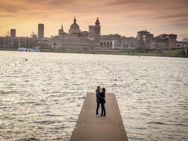 Il matrimonio di Cristian e Giada a Bagnolo San Vito, Mantova 2