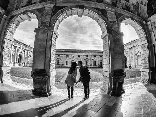 Il matrimonio di Cristian e Giada a Bagnolo San Vito, Mantova 4