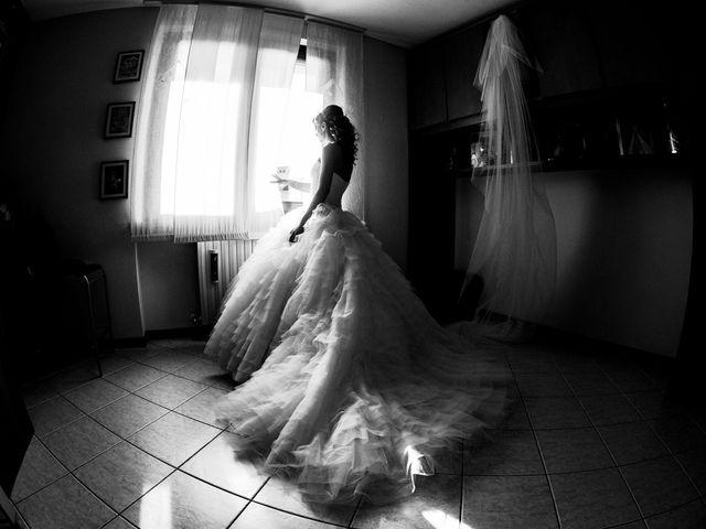 Il matrimonio di Cristian e Giada a Bagnolo San Vito, Mantova 8