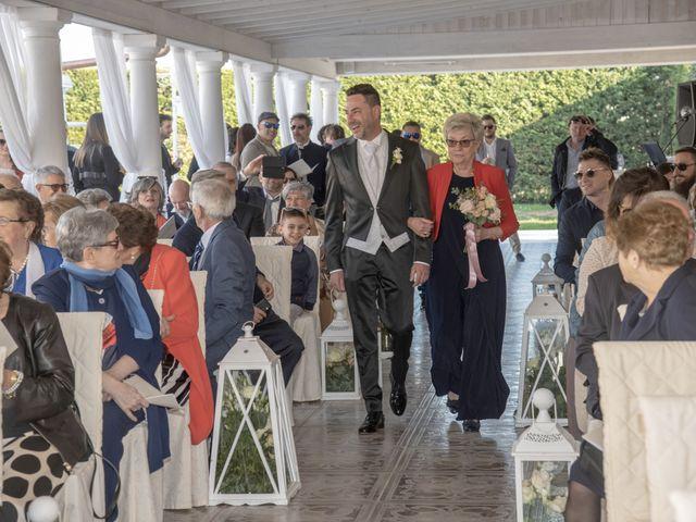 Il matrimonio di Cristian e Giada a Bagnolo San Vito, Mantova 12