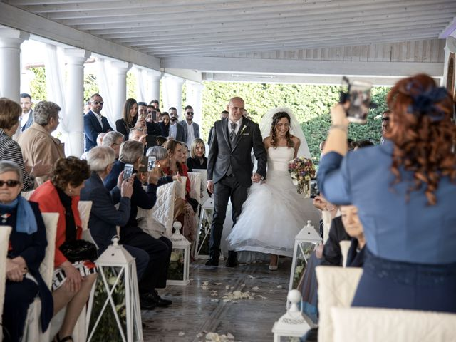 Il matrimonio di Cristian e Giada a Bagnolo San Vito, Mantova 14
