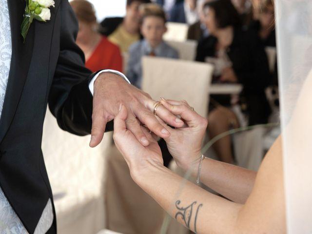 Il matrimonio di Cristian e Giada a Bagnolo San Vito, Mantova 18