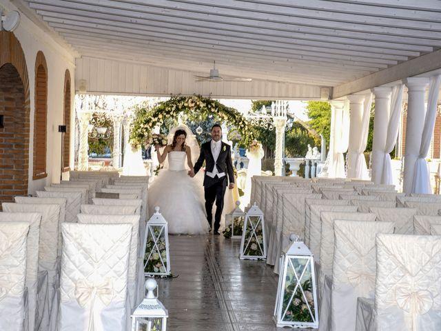 Il matrimonio di Cristian e Giada a Bagnolo San Vito, Mantova 20