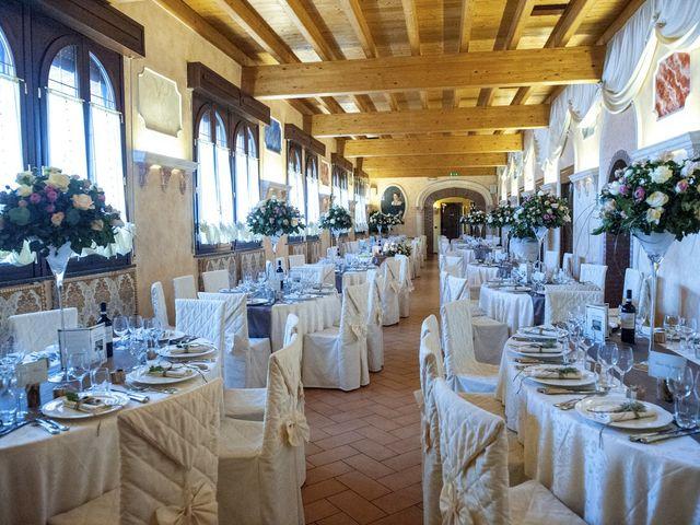 Il matrimonio di Cristian e Giada a Bagnolo San Vito, Mantova 21