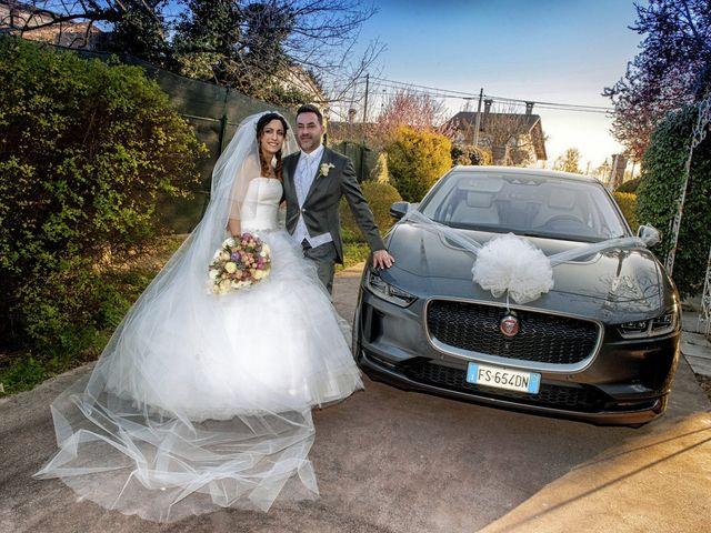 Il matrimonio di Cristian e Giada a Bagnolo San Vito, Mantova 23