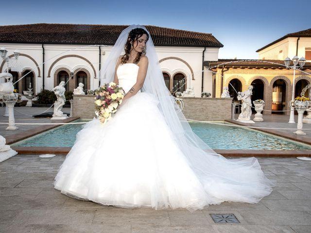 Il matrimonio di Cristian e Giada a Bagnolo San Vito, Mantova 24