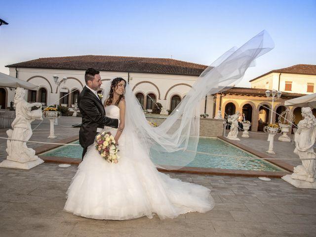 Il matrimonio di Cristian e Giada a Bagnolo San Vito, Mantova 25
