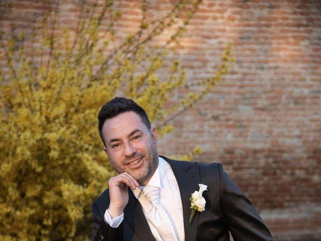 Il matrimonio di Cristian e Giada a Bagnolo San Vito, Mantova 27