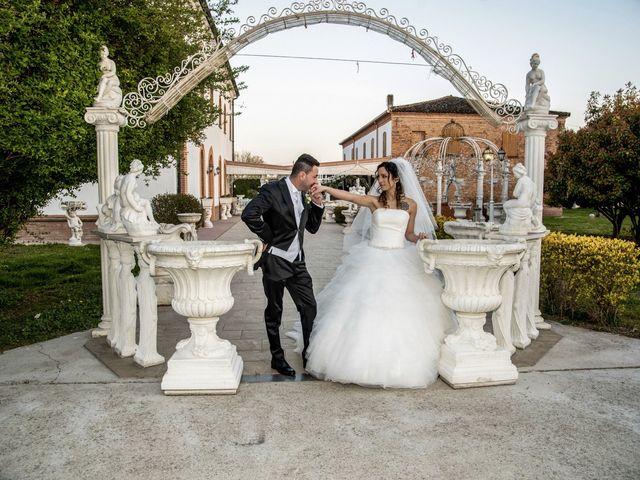 Il matrimonio di Cristian e Giada a Bagnolo San Vito, Mantova 30