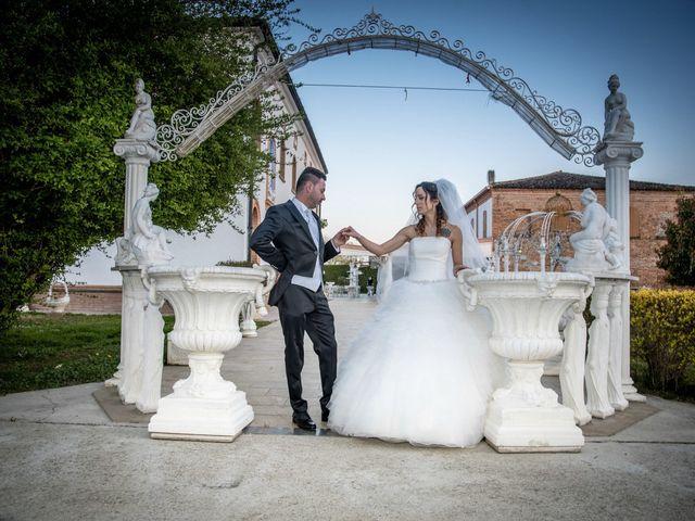 Il matrimonio di Cristian e Giada a Bagnolo San Vito, Mantova 31