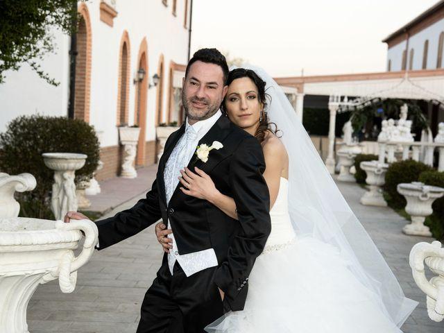 Le nozze di Giada e Cristian