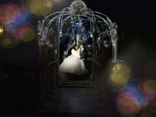 Il matrimonio di Cristian e Giada a Bagnolo San Vito, Mantova 35