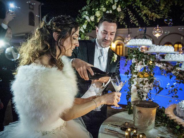 Il matrimonio di Cristian e Giada a Bagnolo San Vito, Mantova 40