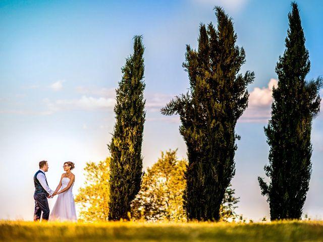 Le nozze di Carlotta e Vincenzo