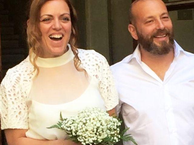 Il matrimonio di Leoviolascuro e Mapiman a Impruneta, Firenze 4