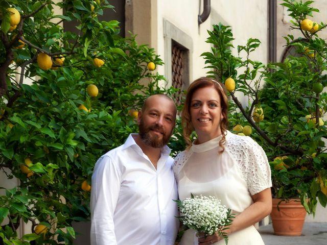 Il matrimonio di Leoviolascuro e Mapiman a Impruneta, Firenze 5