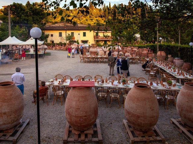 Il matrimonio di Leoviolascuro e Mapiman a Impruneta, Firenze 2