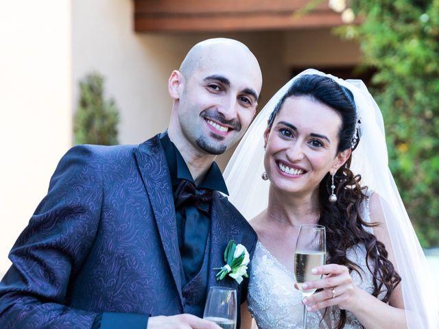 Il matrimonio di Massimo e Flavia a Brugherio, Monza e Brianza 10