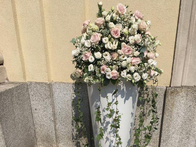 Il matrimonio di Massimo e Flavia a Brugherio, Monza e Brianza 12