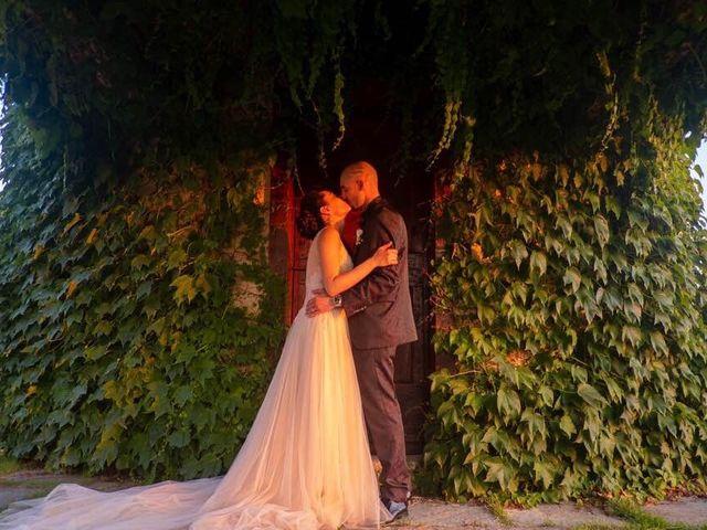 Il matrimonio di Massimo e Flavia a Brugherio, Monza e Brianza 2